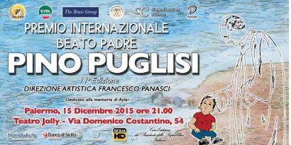 Premio Internaz.Padre Puglisi